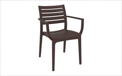 1011: Stapelbar stol med snabbleverans