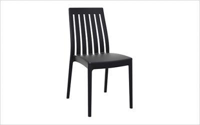1054: Stapelbar stol med snabbleverans