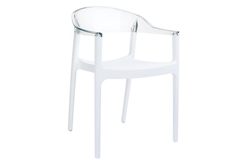 1059 vit - klar transparent