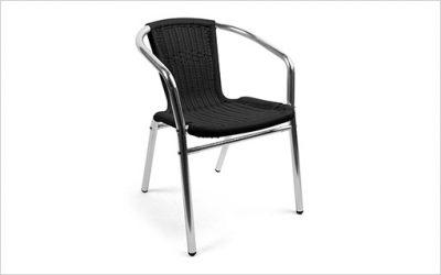 8153: Stapelbar stol med snabbleverans