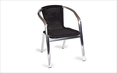 8238: Stapelbar stol med snabbleverans