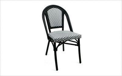 8270: Stapelbar stol med snabbleverans