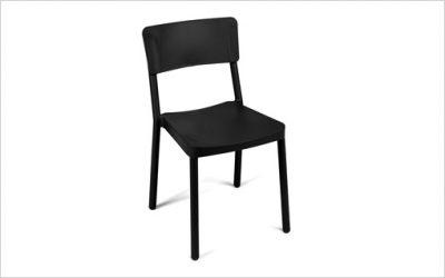 8323: Stapelbar stol med snabbleverans