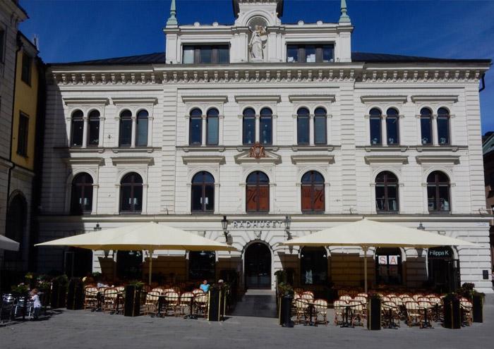 Restaurang Frenchi i Uppsala