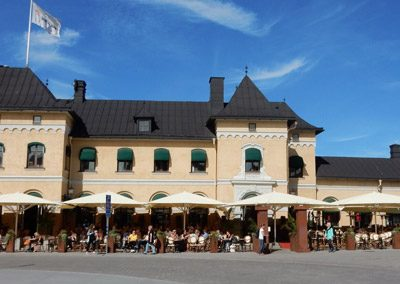Stationen i Uppsala