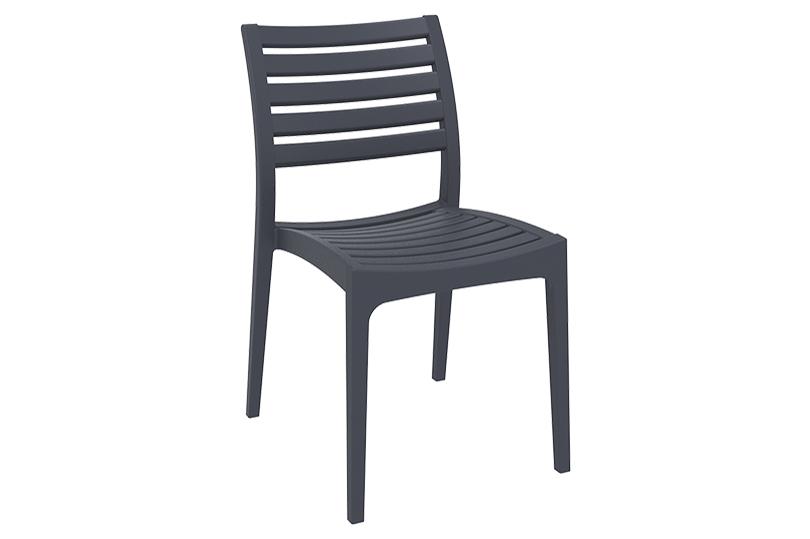 stol 1009 mörkgrå