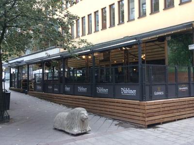 The Dubliner i Stockholm