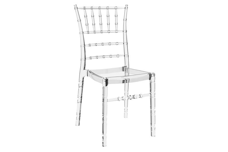 stol 1071 klar transparent