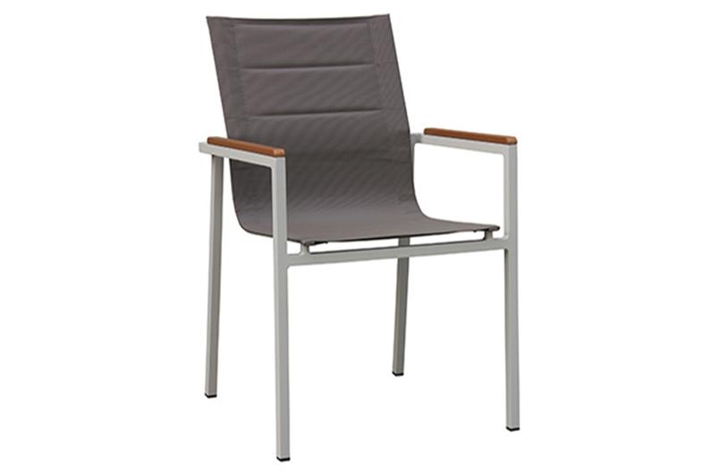 Stol Modern 107, brun
