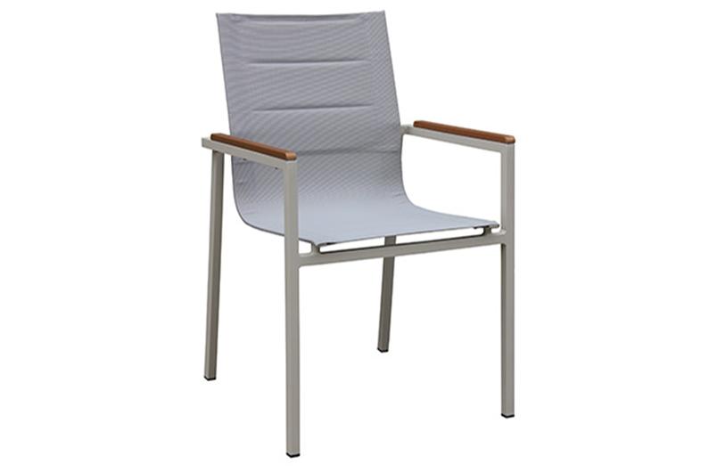 Stol Modern 107, grå