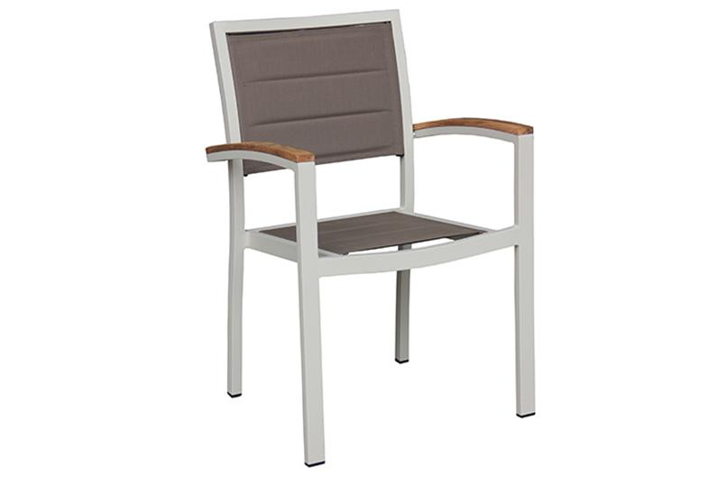 Stol Modern 108, brun