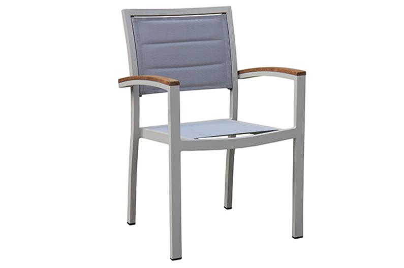Stol Modern 108, grå