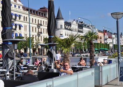 Docken i Helsingborg