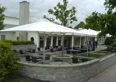 Sankt Jörgen Park i Göteborg