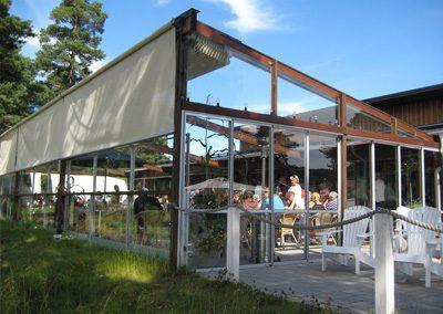 Sjövillan i Rättvik