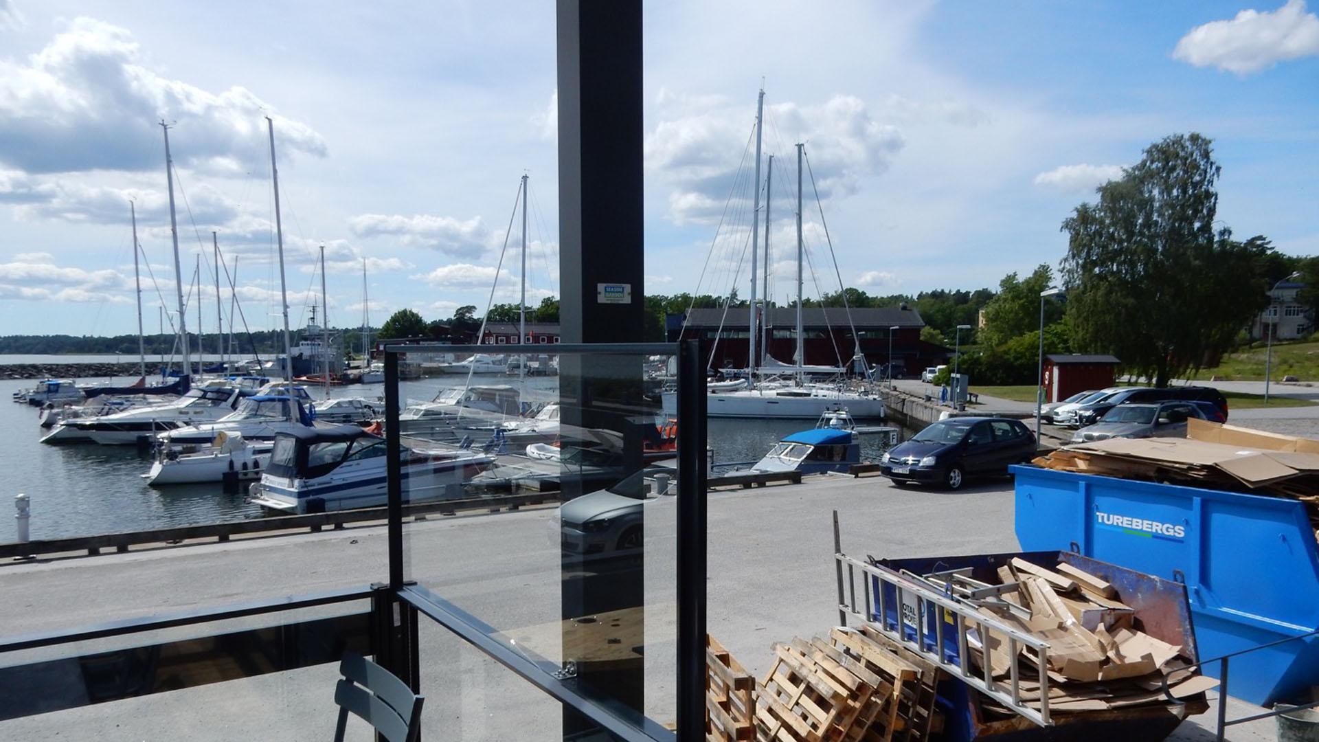 Vaxholm rindö hamn 13
