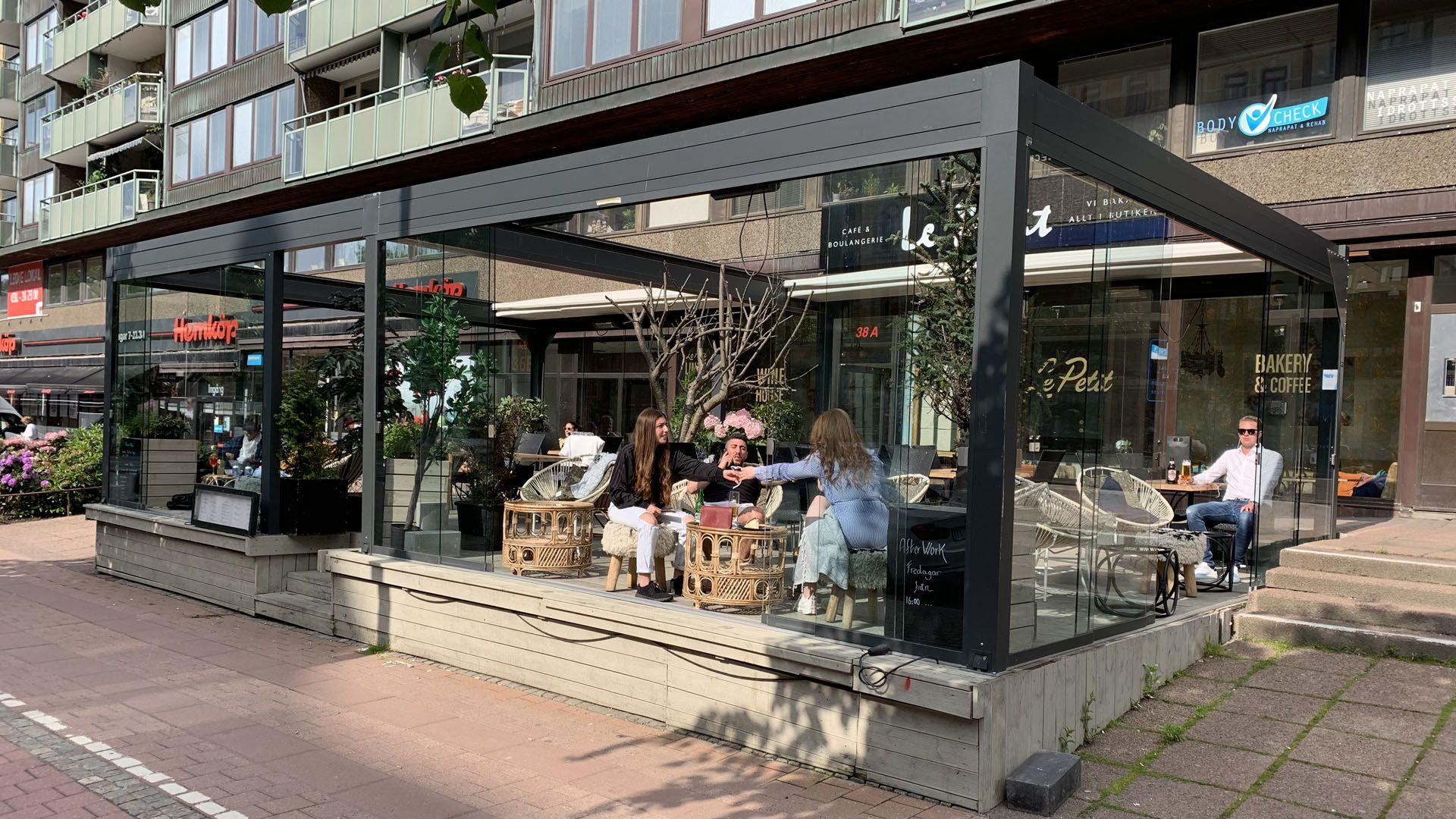 Göteborg linnégatan 17