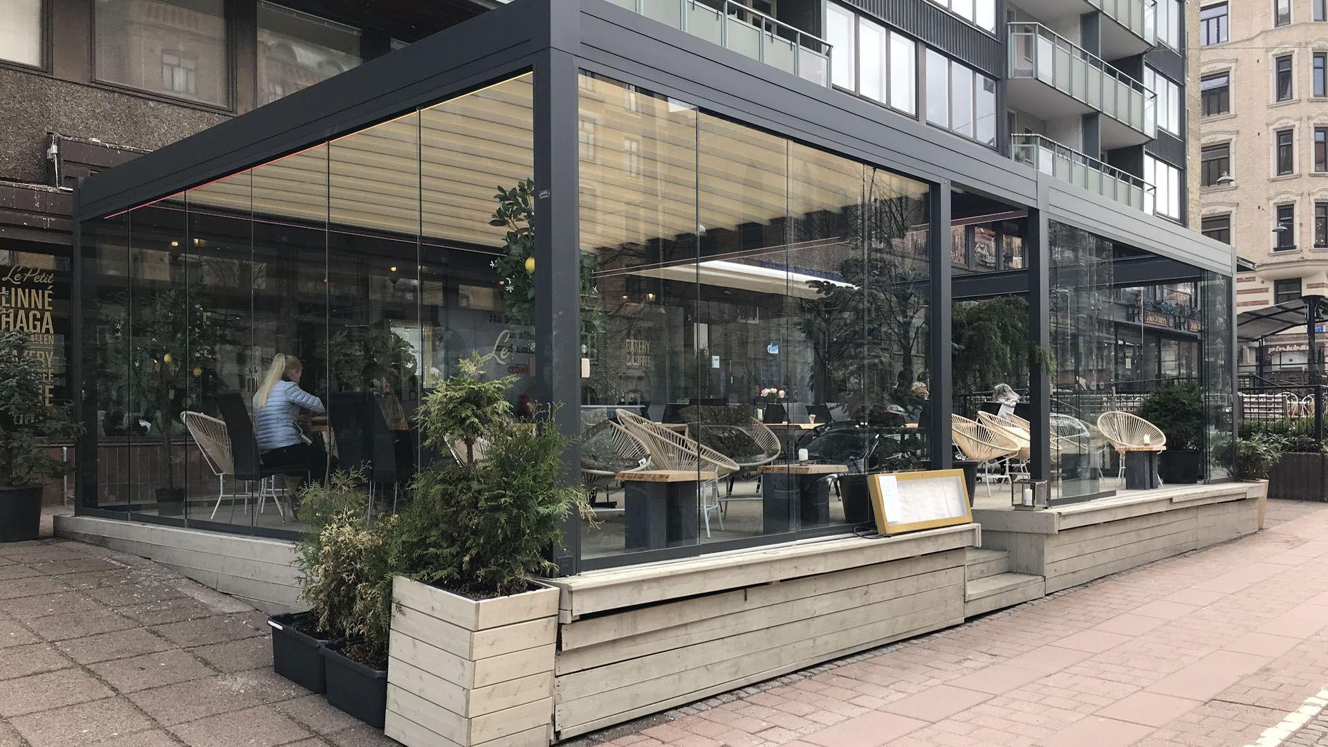 Göteborg linnégatan 23