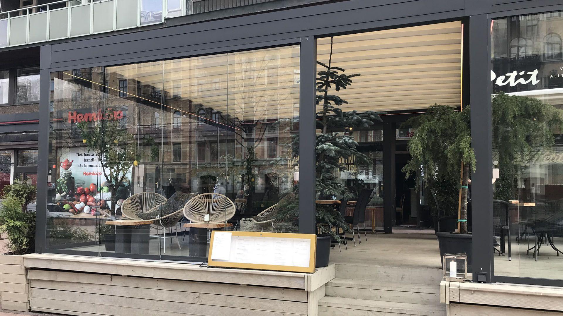 Göteborg linnégatan 25