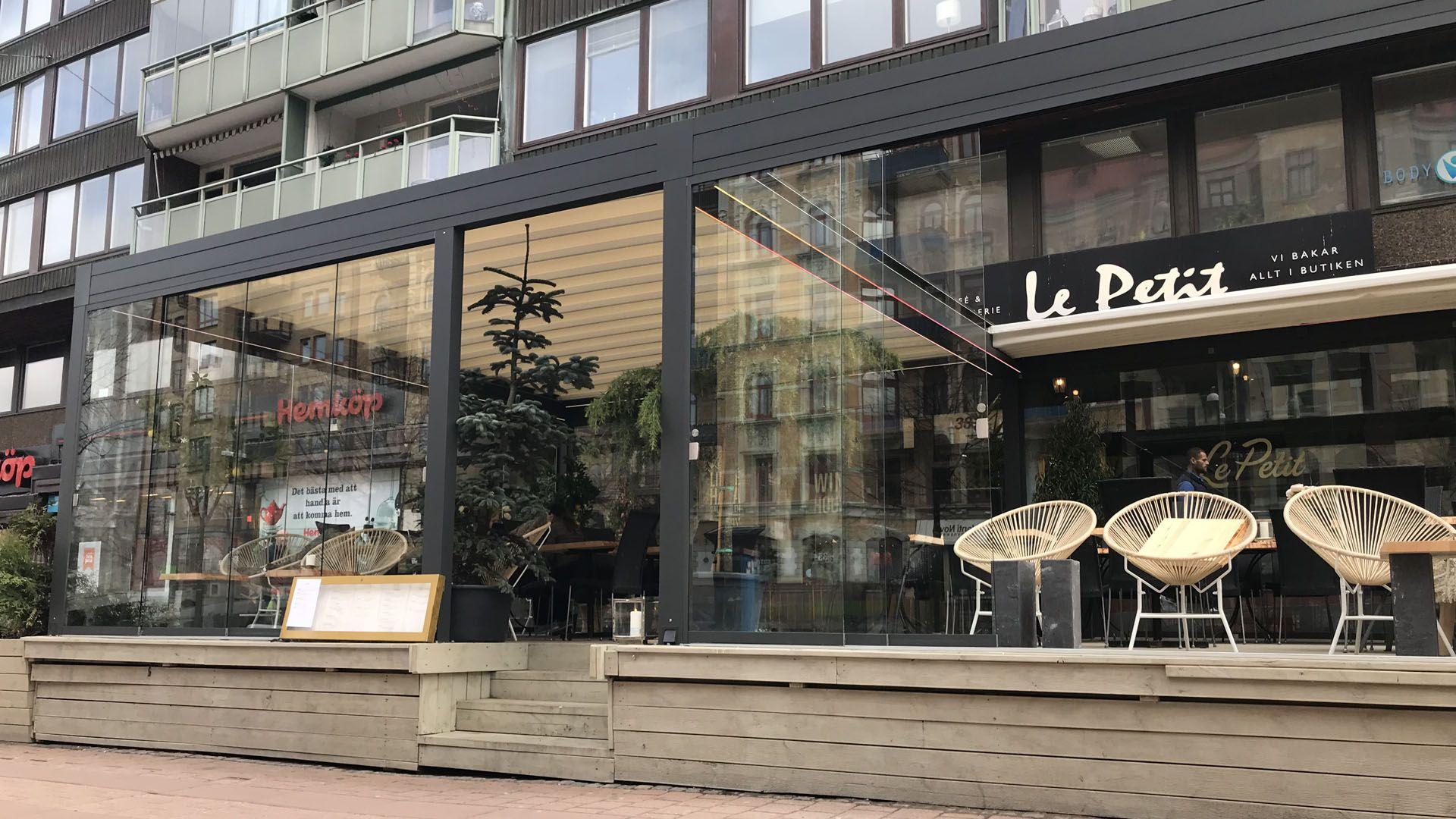 Göteborg linnégatan 27